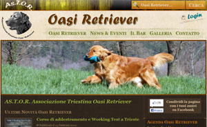 Oasi Retriever